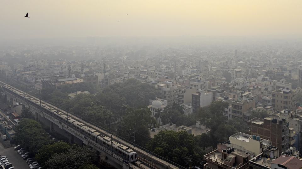 Delhi air pollution,Delhi air quality,Delhi Diwali