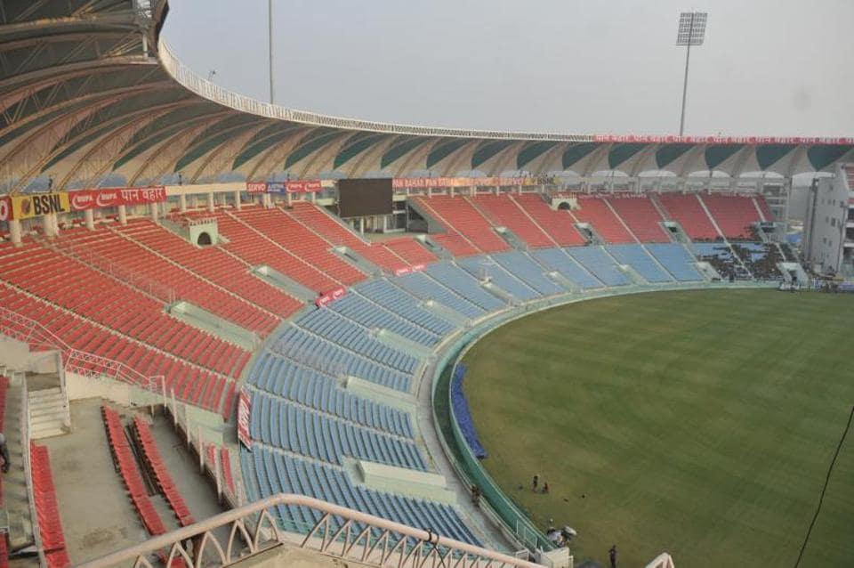 Ekana stadium,T20 match,Cricket