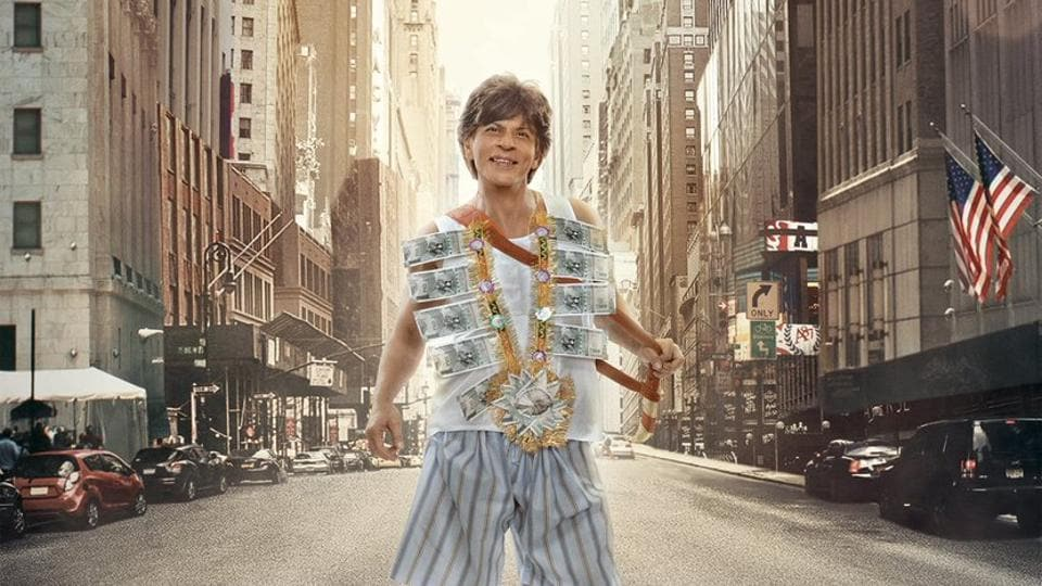 Shah Rukh Khan released the trailer of his film Zero on his birthday.