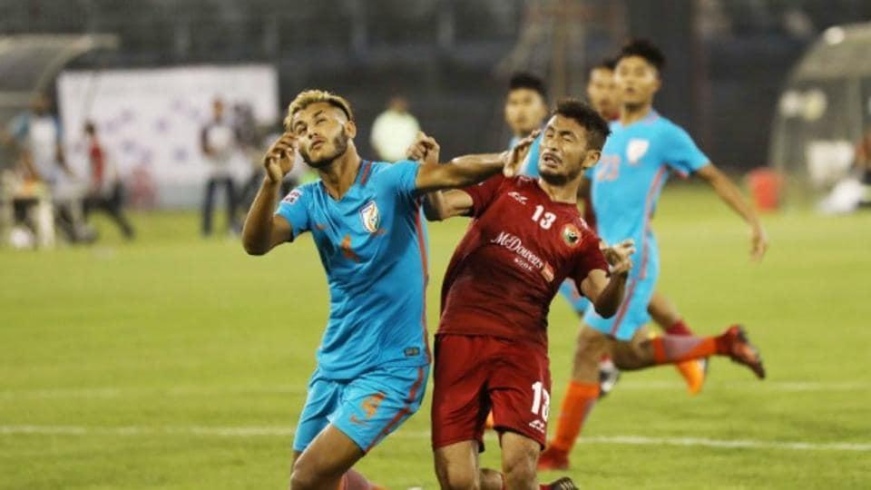 I-League 2018,Ashish Rai,Shillong Lajong