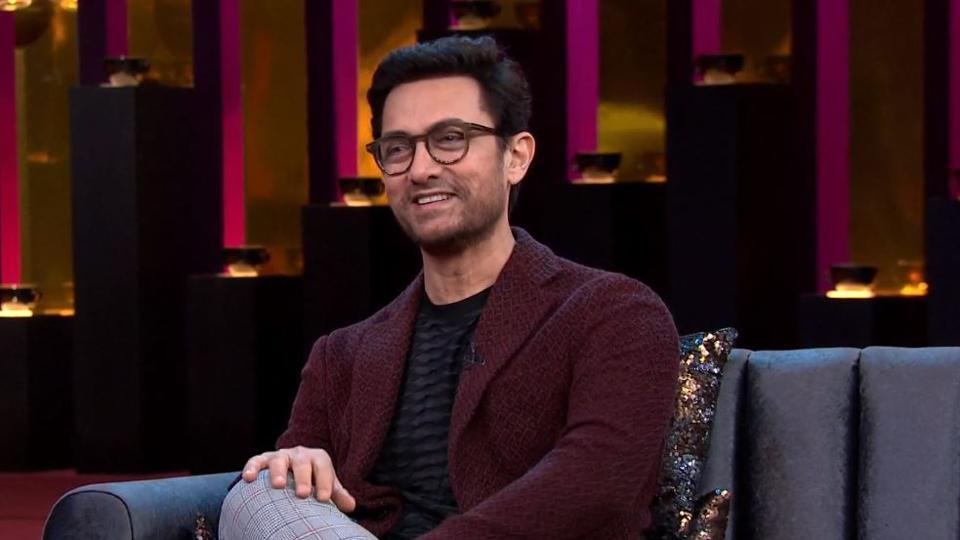 Aamir Khan was the sole guest on the third episode of season six of Koffee With Karan.