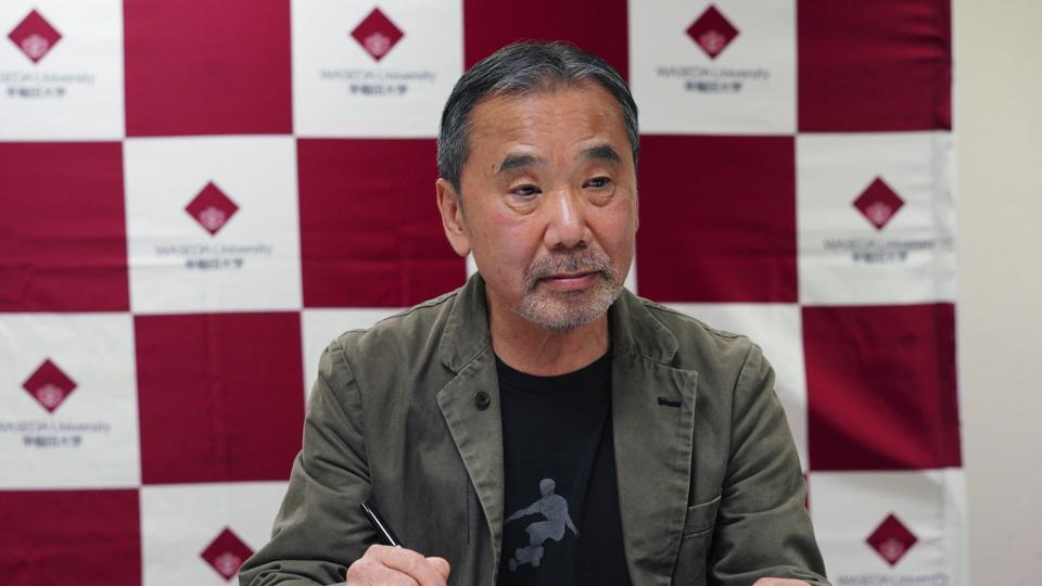 Haruki Murakami,Hear the Wind Sing,Norwegian Wood