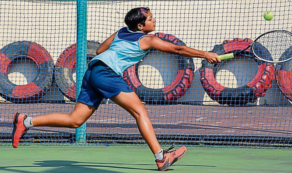 Pune,all-India ranking under-16 tennis championship,Ruma Gaikwari