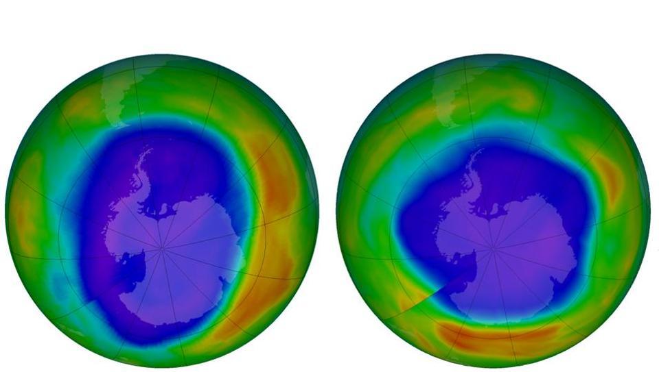UN,Earth's ozone layer,ozone layer