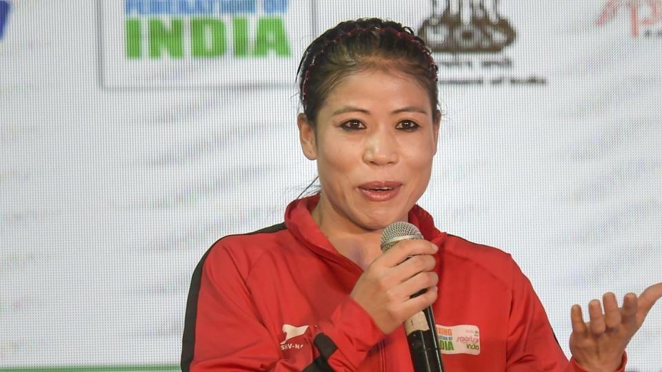 boxing World Championship,Alessia Mesiano,MC mary Kom
