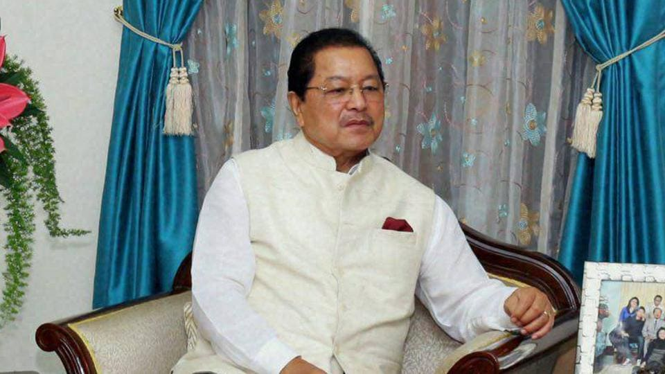 Mizoram chief minister Lal Thanhawla Monday wrote to Prime Minister Narendra Modi seeking the immediate removal of state Chief Electoral Officer S B Shashank.