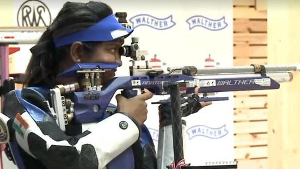 Elavenil Valarivan,Hriday Hazarika,Asian Championship