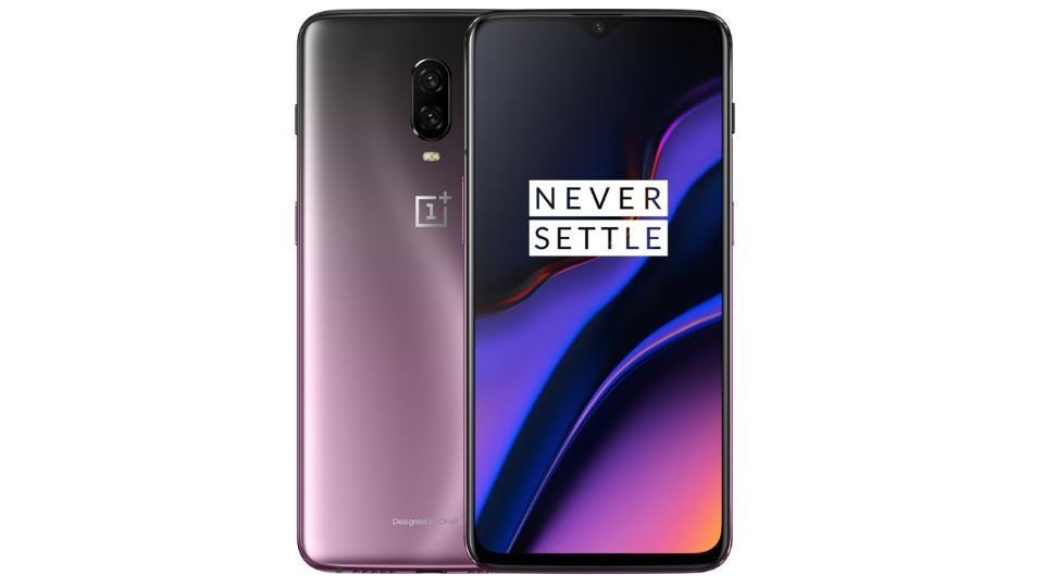 OnePlus 6Thas a new colour variant in 'Thunder Purple'.