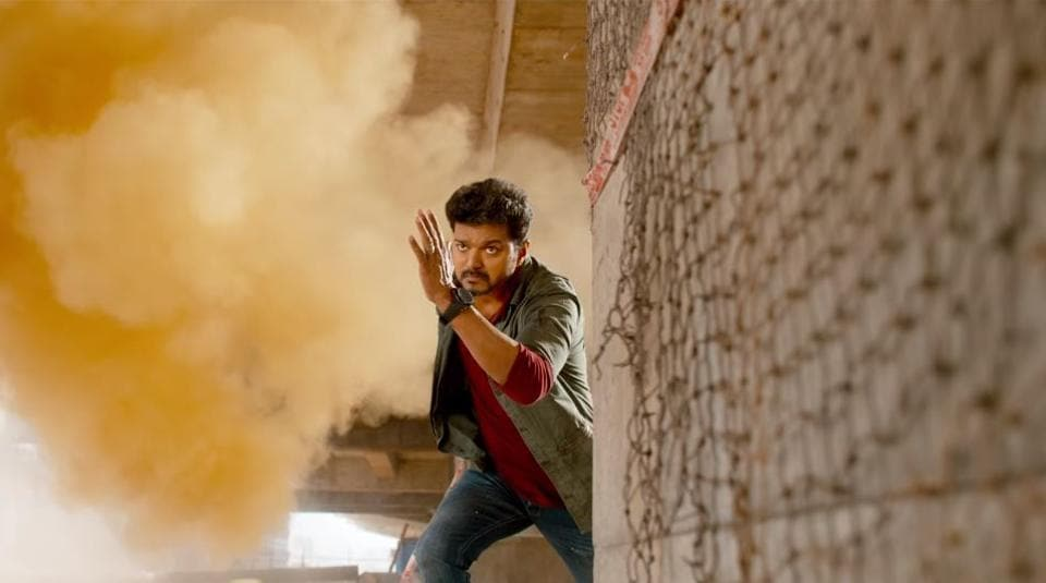 Sarkar movie review: Vijay returns to solve all of Tamil