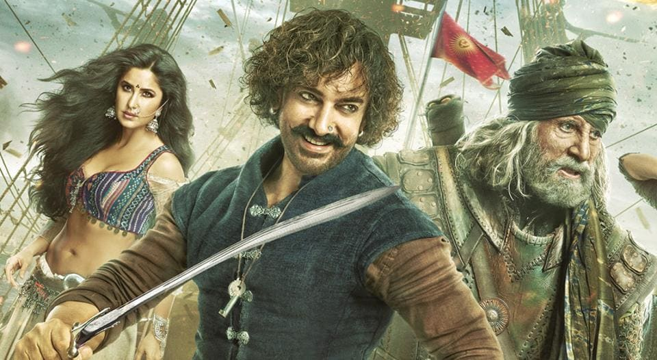 Thugs of Hindostan is set to hit theatres on November 8.