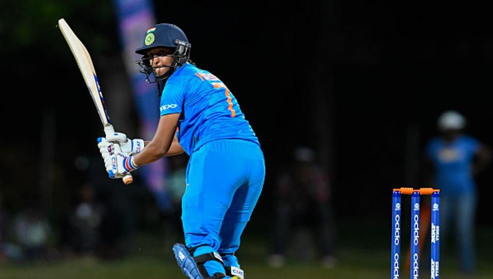 Harmanpreet Kaur becomes first Indian to score a T20 century