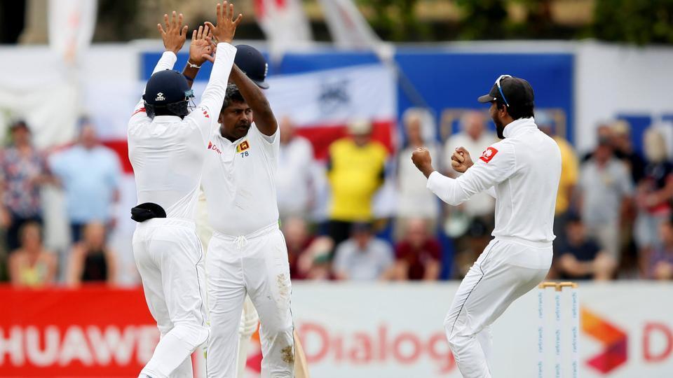 Sri Lanka vs England, 1st Test Day 1, Highlights: As It