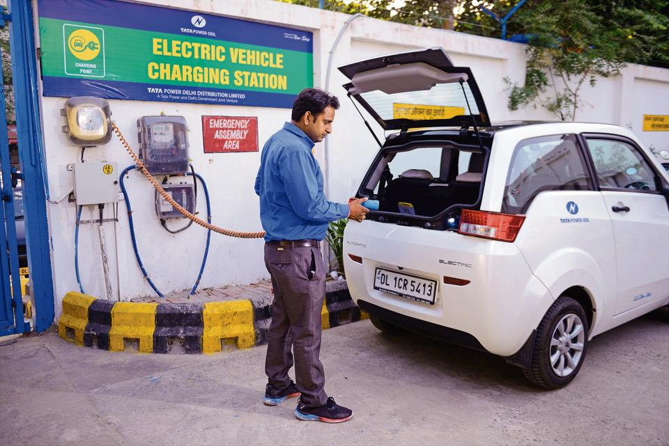Electrical Vehicles Could Help Reduce The Toxins We