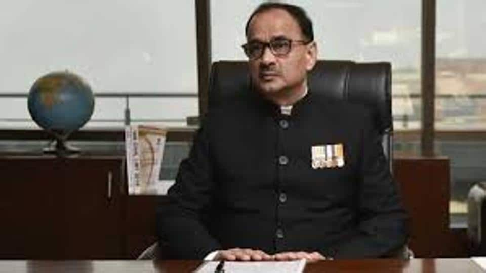 Central Bureau of Investigation director Alok Verma has responded to CVC and rejected bribe claim