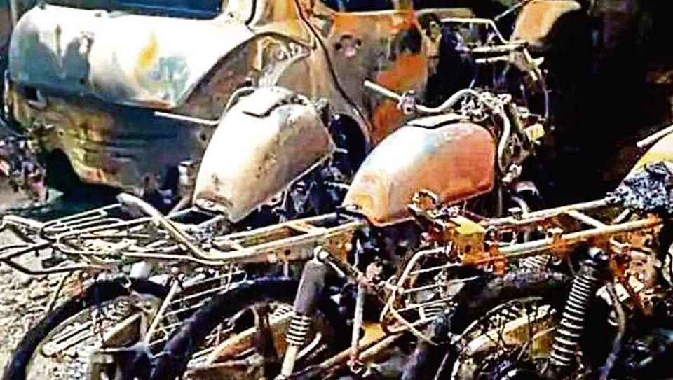 Ambedkar Nagar,Delhi,vehicles