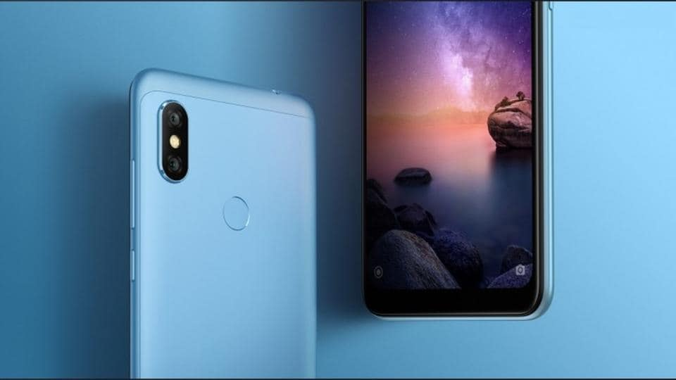 Xiaomi Redmi Note 6 Pro comes with Snapdragon 636 processor and 4,000mAh battery.