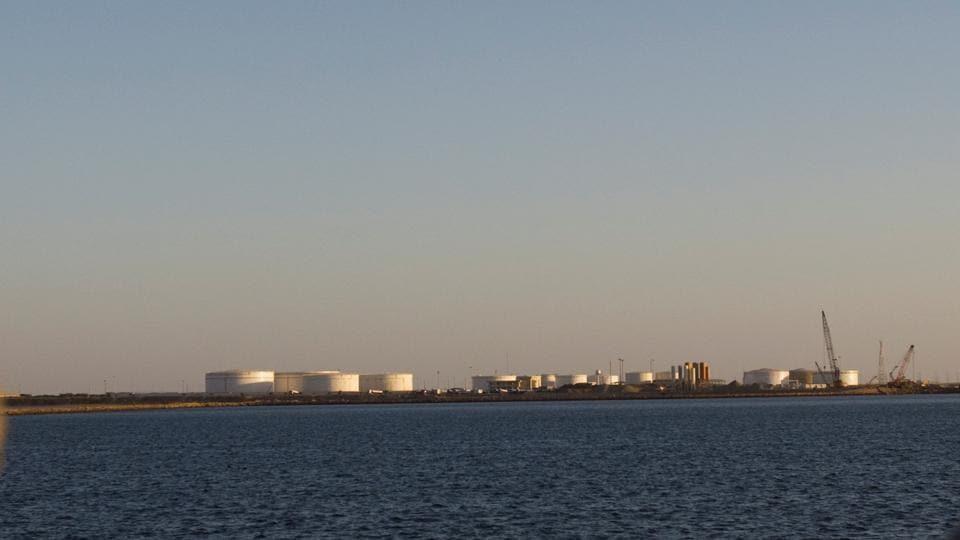 Chabahar port,India,US Sanctions