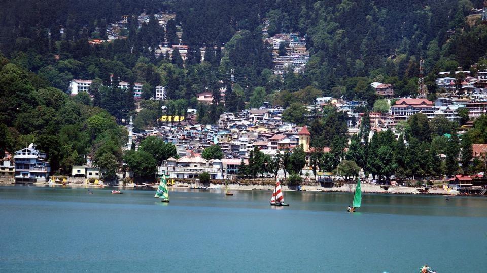Nainital Lake (File Photo)