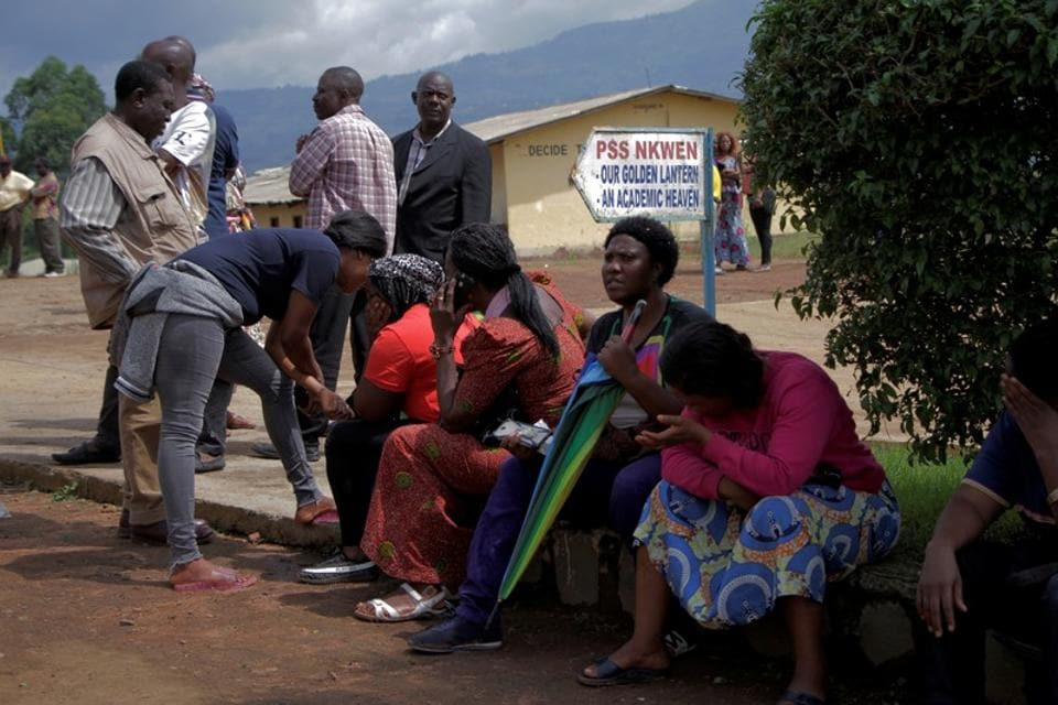Cameroon,abducted pupils