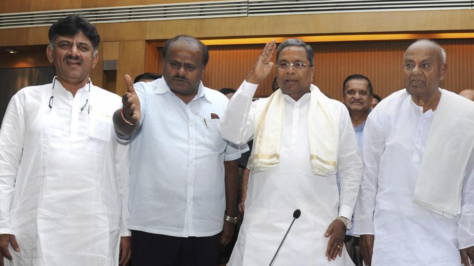 Karnataka bypolls,Congress,JD(S)