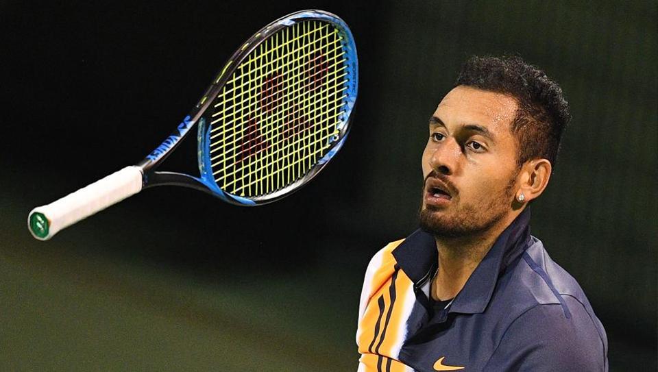 Nick Kyrgios,tennis,us open