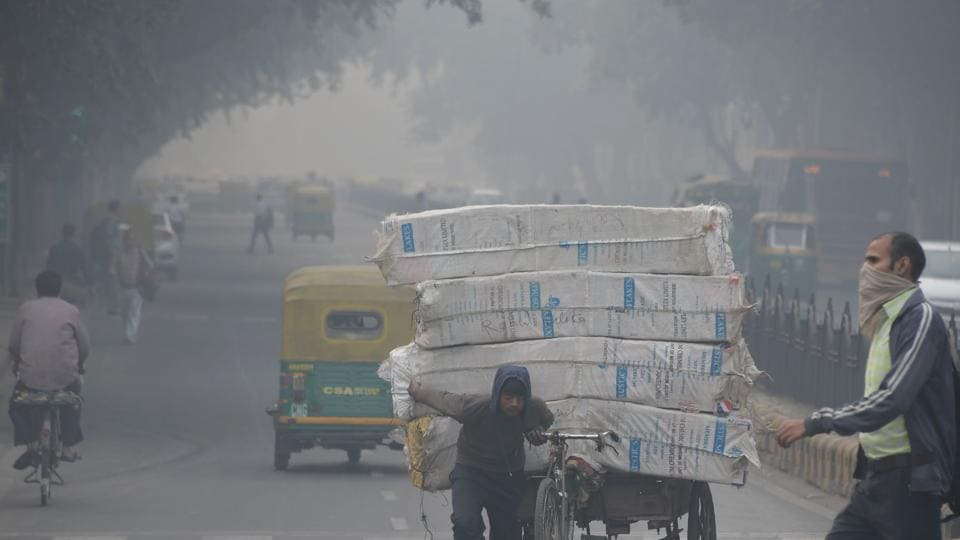 The Union government's pollution forecasting agencies have forecasted that crackers or no-crackers, air quality could again turn bad from Diwali night.