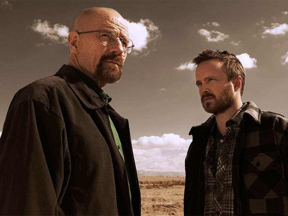Breaking Bad,Walter White,Bryan Cranston