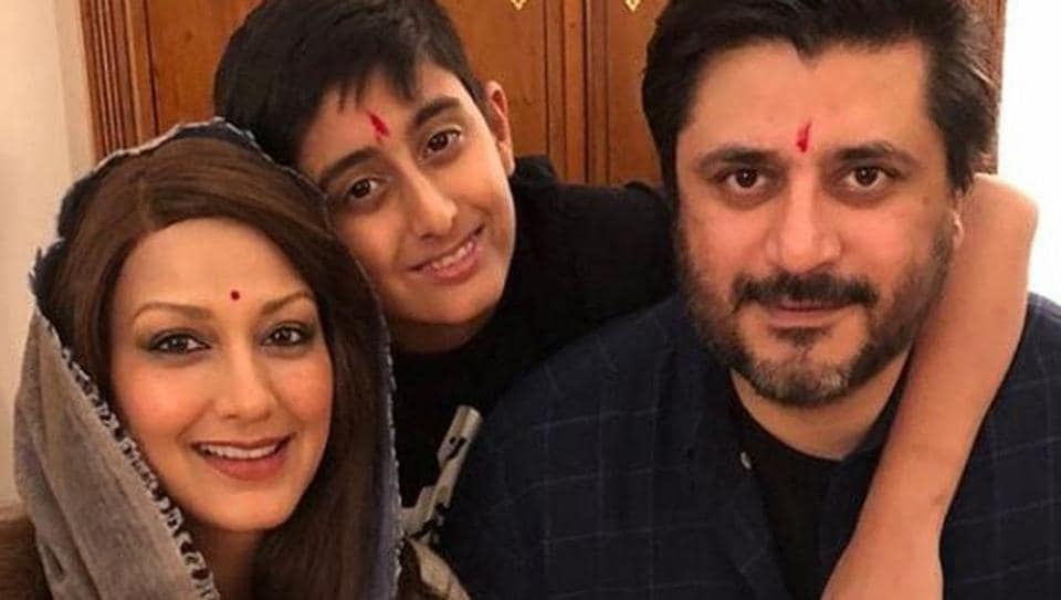 Sonali Bendre's Diwali post is all about positivity and love!