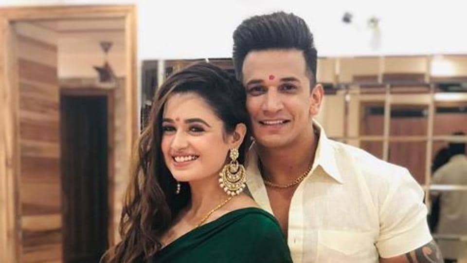 This Is How Yuvika Chaudhary, Prince Narula And Other Tv Stars Celebrated Diwali. See Pic | Tv