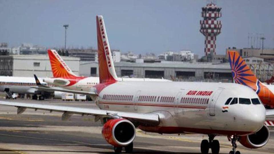 flights delayed,flights delayed in Mumbai,Air India