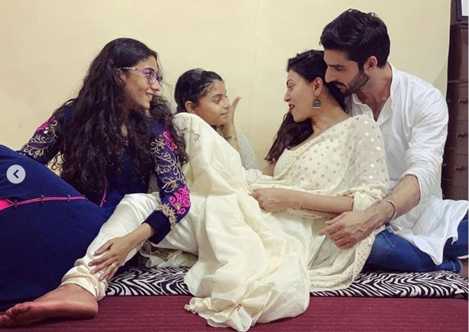 Are Sushmita Sen and rumoured boyfriend Rohman Shawl planning to tie the knot next...