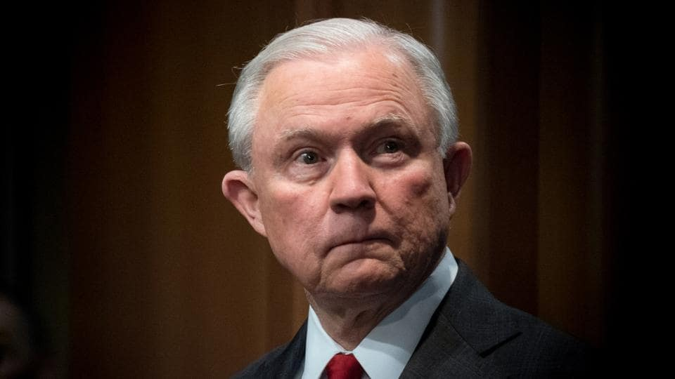 Jeff Sessions,Donald Trump,attorney general Jeff Sessions