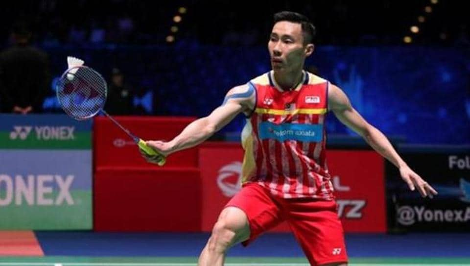 Badminton - Yonex All England Open Badminton Championships - Arena Birmingham, Birmingham, Britain - March 16, 2018 Malaysia's Lee Chong Wei in action during the men's singles quarter final Action Images via Reuters/Peter Cziborra