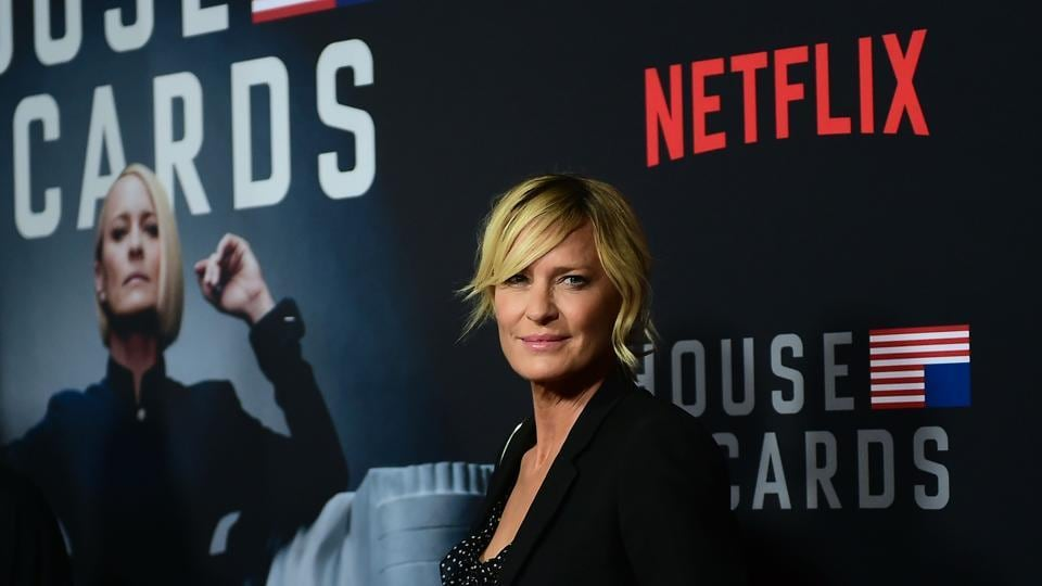 Robin Wright says she will focus on directing after House of Cards.