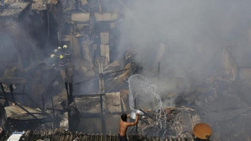 fire incidents on Diwali,fire-related calls,Delhi fire services