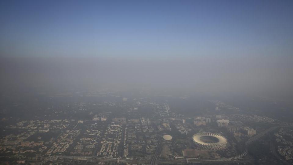 Smog,Delhi smog,air pollution