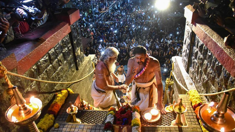 Sabarimala temple,BJP,Kerala BJP president