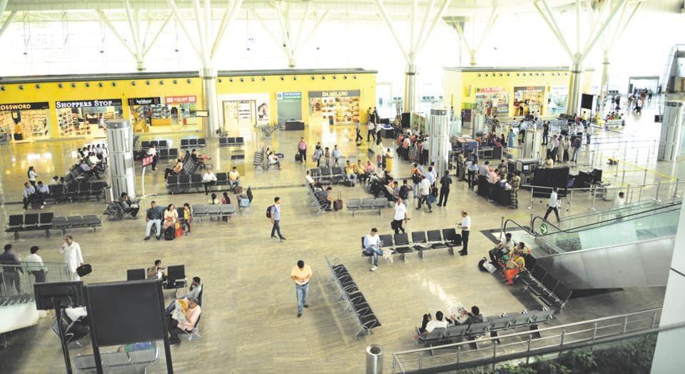 delhi airport,Ravi Shankar Prasad,airport