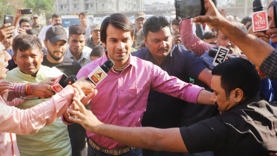 Where Is Tej Pratap Yadav? Sister Misa Says He Could Be In Varanasi | India News