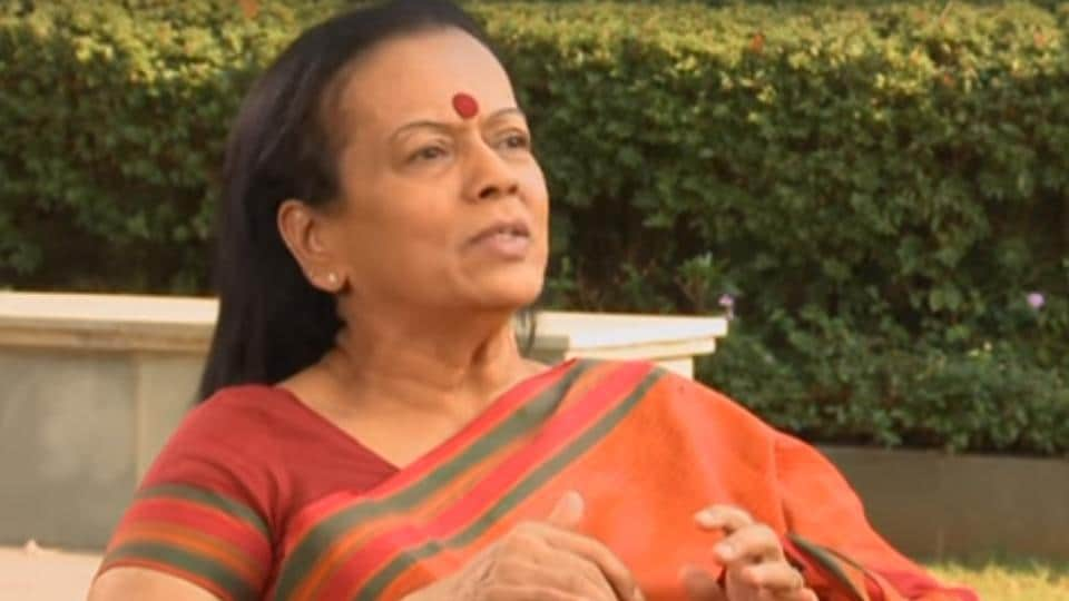Lalan Sarang was known for her work in films and Marathi theatre.