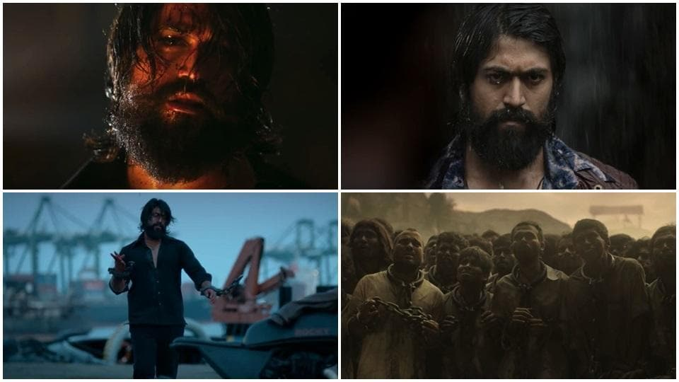 Kgf Trailer Yash Ignites A Revolution In This Magnum Opus Watch