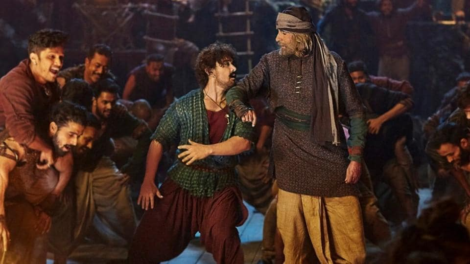 Thugs Of Hindostan Box Office Day 1: Aamir Khan, Amitabh Bachchan Film Earns Rs 50.75 Cr, Records Highest Bollywood Opening Ever | Bollywood