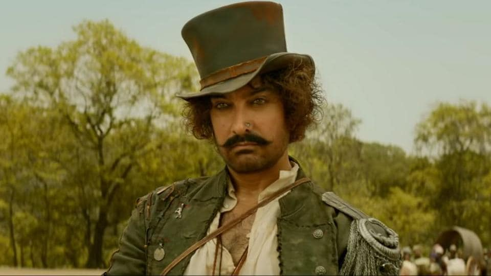 Thugs Of Hindostan review: Aamir Khan's film is feeble, formulaic and entirely forgettable.