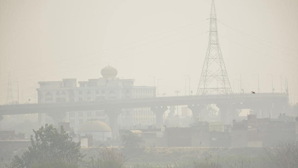 noida air quality,ghaziabad air quality,CPCB
