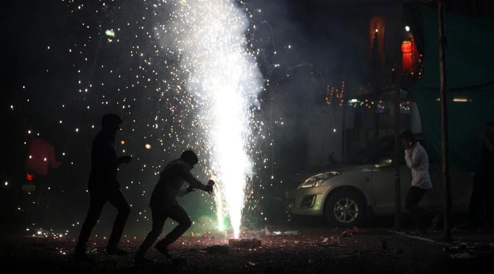 Diwali,Diwali pollution,Central Pollution Control Board