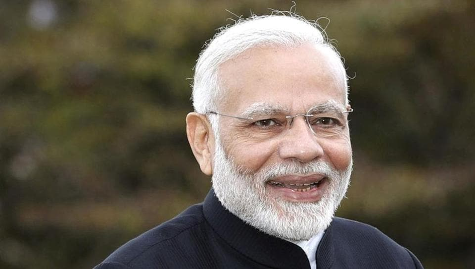 PM Modi first head of govt to address Singapore Fintech