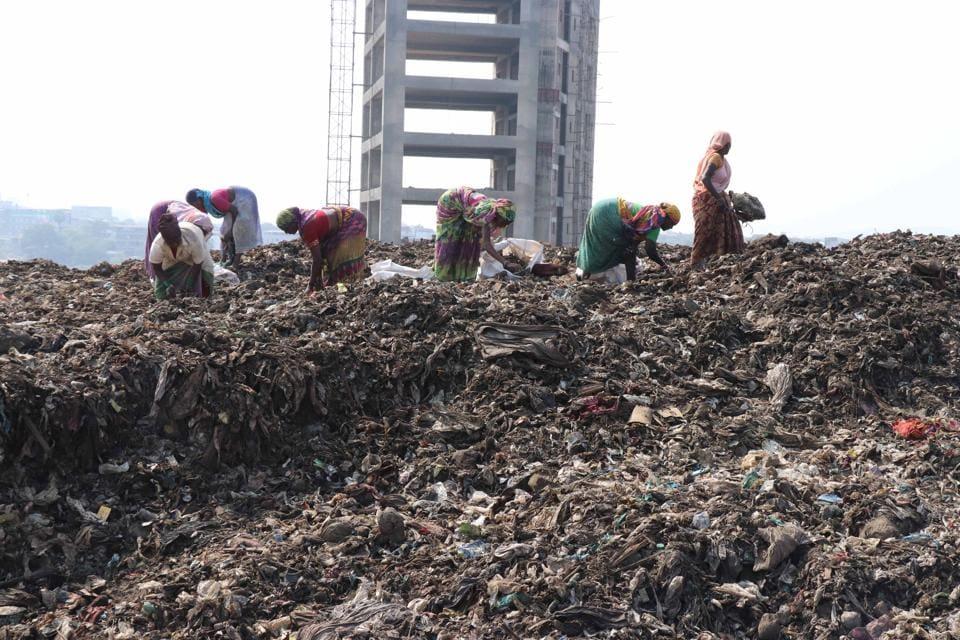 Kalyan,Mumbai waste,Dump yard fire