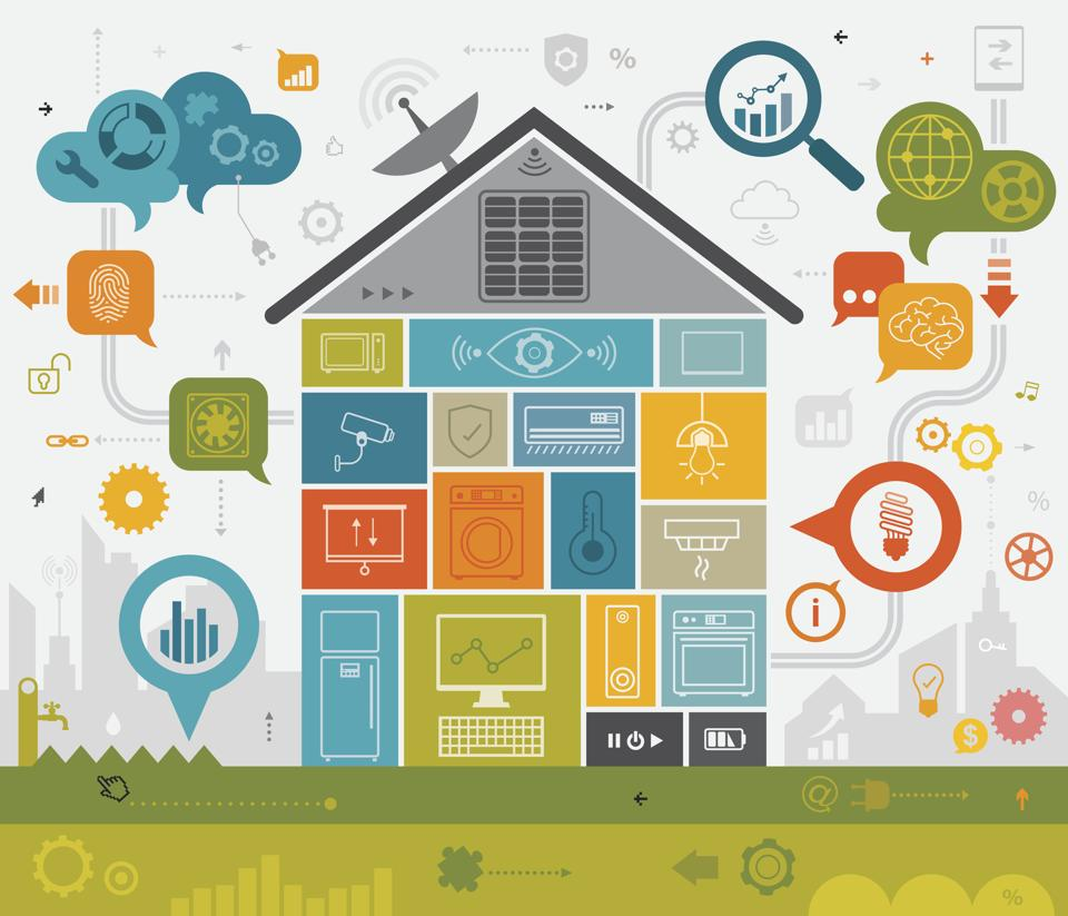 Smart homes,Internet of Things,Slow networks
