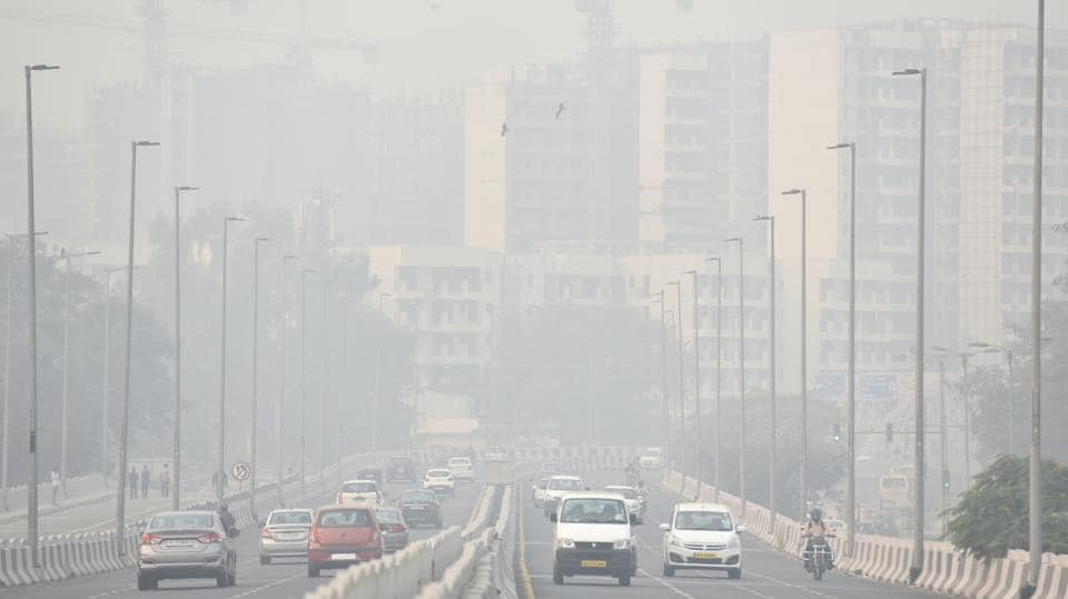 A thick cloud of toxic smog nearly 10 times the recommended limit continued to envelop Delhi on Friday as the air quality deteriorated and was. recorded under 'hazardous' category.