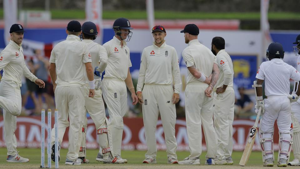 England beat Sri Lanka by 211 runs in the first Test in Galle (photo - getty)